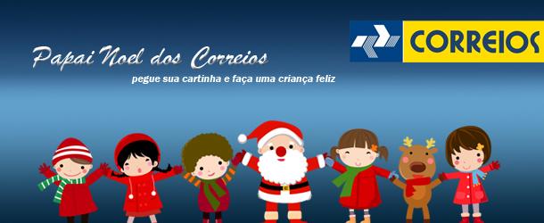 Resultado de imagem para Campanha Papai Noel dos Correios